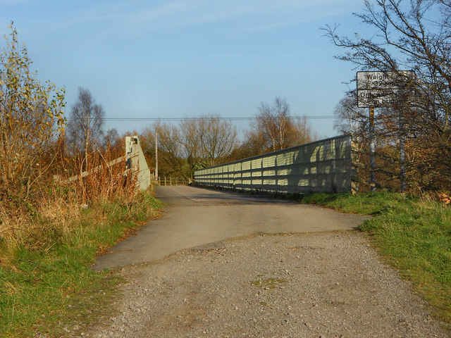 Bridge over M67