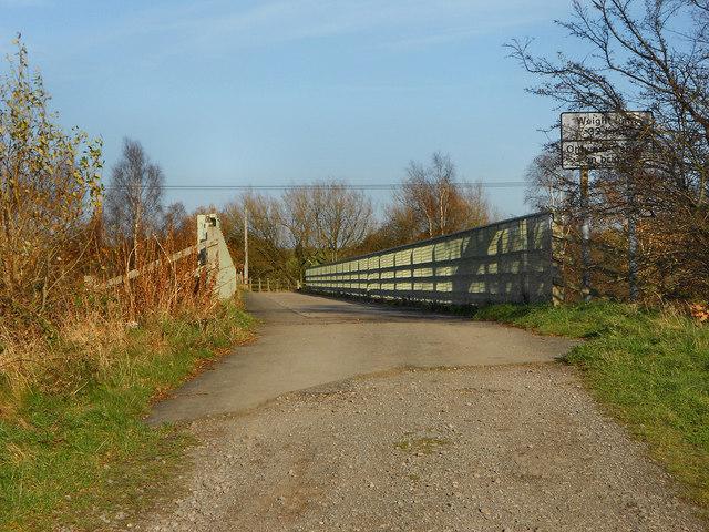 Bridge over M67