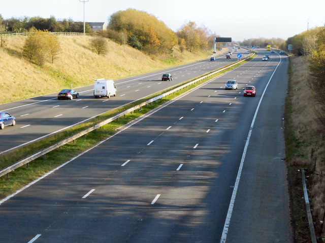 M67 Towards Mottram