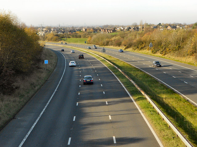 M67 Towards Hyde