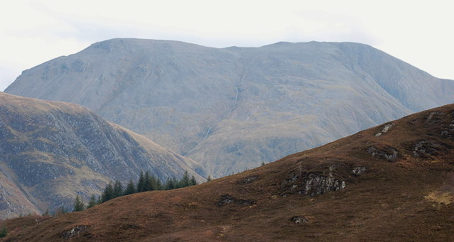 Ben Nevis from the west