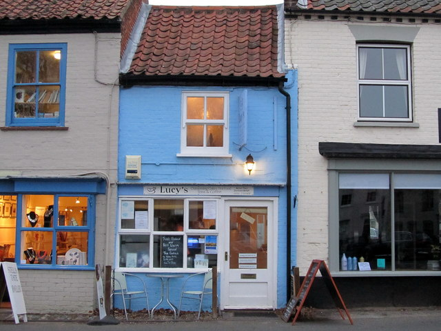 Tea Rooms in Burnham Market