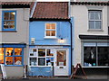TF8342 : Tea Rooms in Burnham Market by Chris Heaton