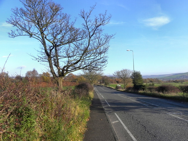 Mottram Old Road