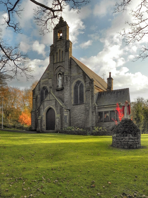 The Church of the Immaculate Conception, Broadbottom