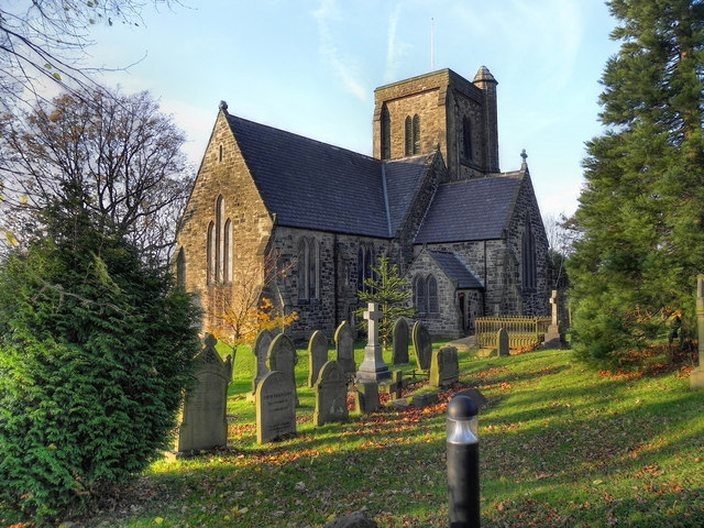 St John's Church, Charlesworth