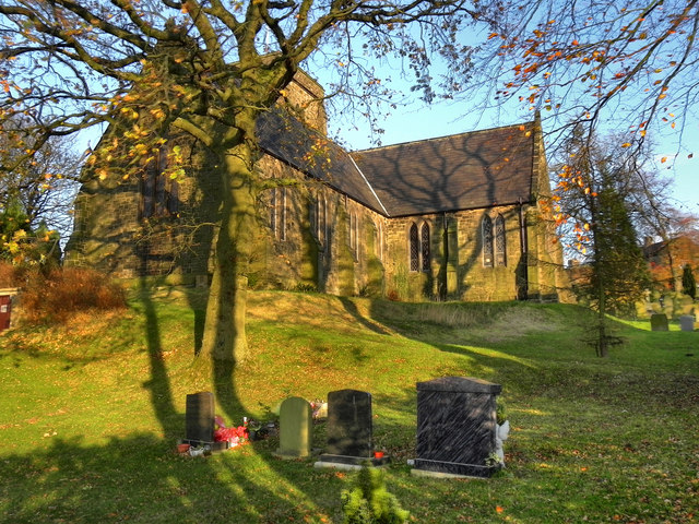 St John the Evangelist's Church, Charlesworth