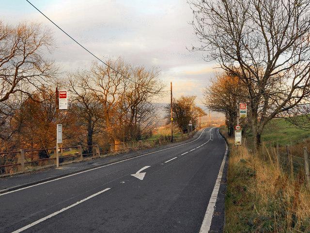 Glossop Road (A626)
