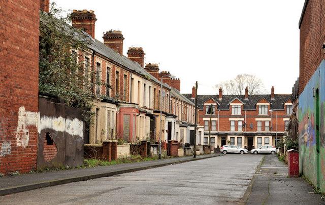 Clanchattan Street, Belfast