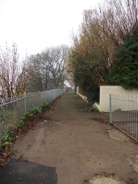 Footpath - Greencliffe Avenue