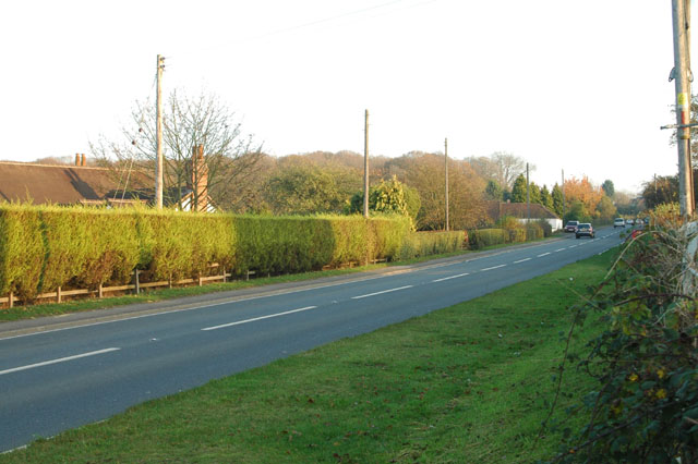 A4117 near Whitehouse Farm
