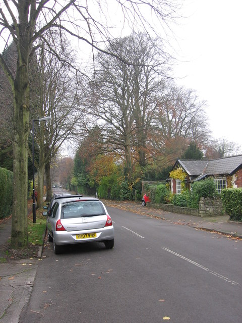 The Avenue, Sneyd Park