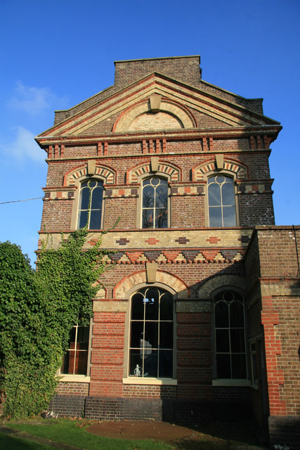 The Engineerium - 1866 beam engine house