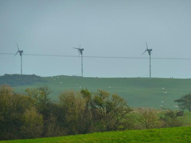 Wind Turbines 169 Andy Farrington Cc By Sa 2 0 Geograph