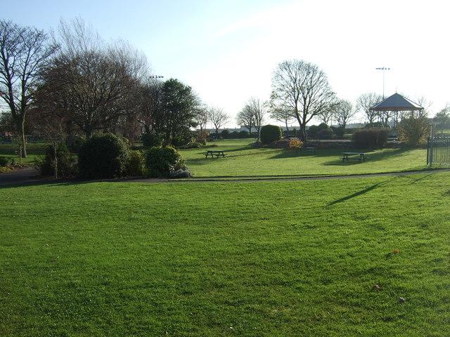 Welfare Park, Horden