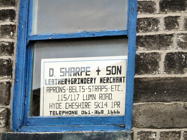 D Sharpe and Son