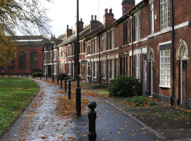 Derby Chester Green Road Dave Bevis Geograph