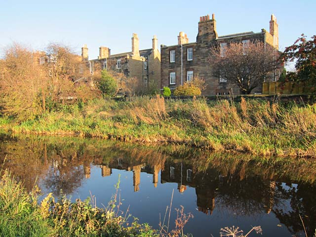 Reflections in the Union Canal
