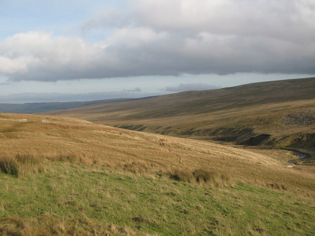The southern slopes of Watcher's Hill