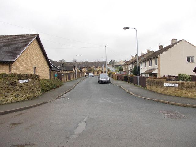 Garden Close - Carr House Lane