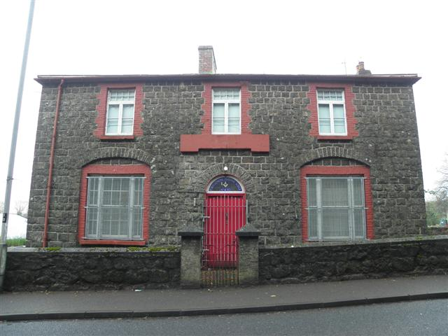 Masonic Hall, Portglenone