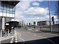 TQ3884 : Stratford, East London by Christine Matthews