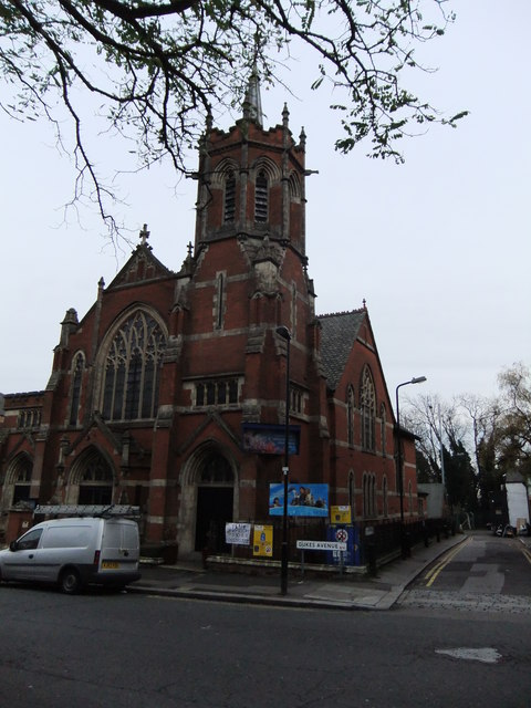 Muswell Hill Baptist Church Soup Kitchen