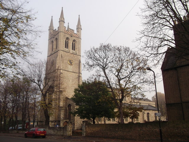 Church of St John the Evangelist, Brixton