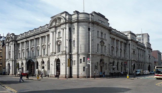 Former General Post Office, Lowgate, Hull