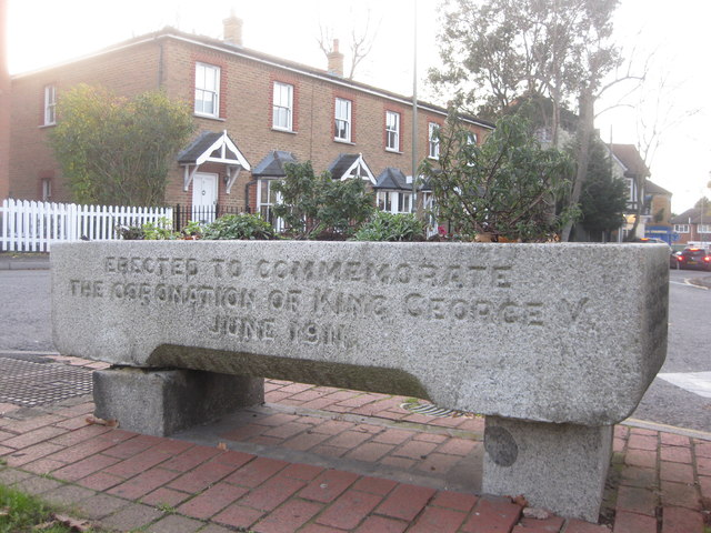 Horse Trough - Claygate Village Green
