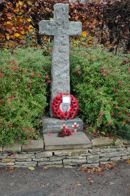 War Memorial, Barnsley