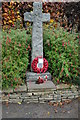 SP0705 : War Memorial, Barnsley by Philip Halling