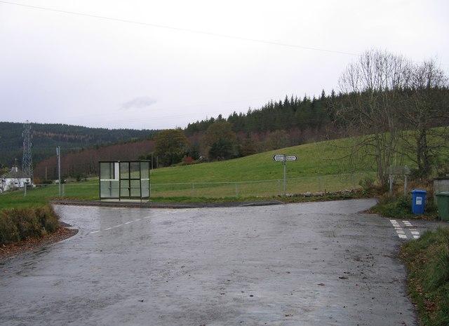 Hughton crossroads