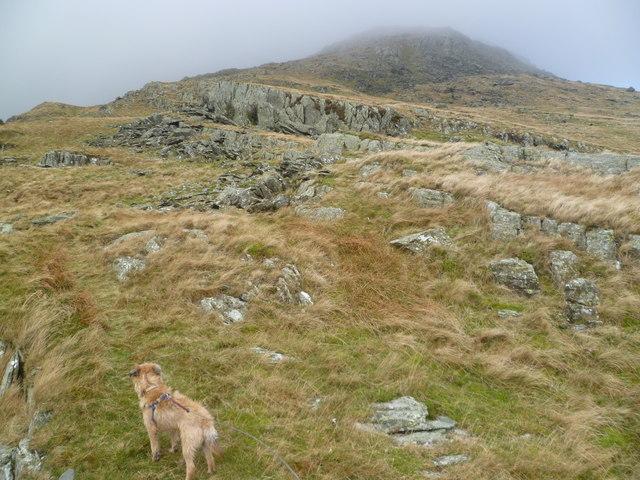 Ascending St. Sunday Crag