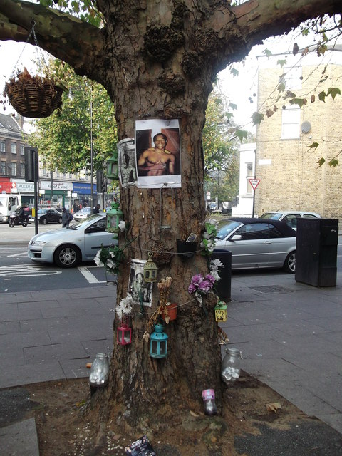Tree Memorial, Brixton