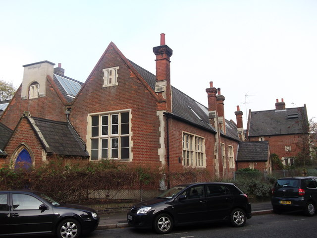 Former St John's Church of England school, Brixton