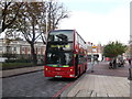 TQ3175 : Underground Replacement Bus, Brixton by David Anstiss
