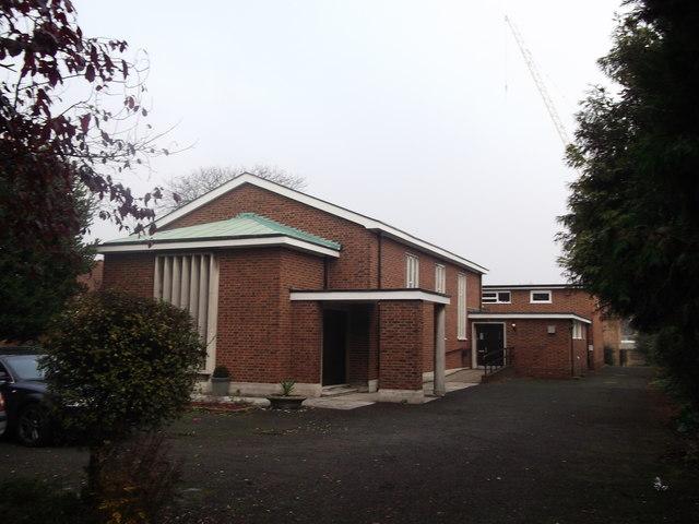 Effra Road Chapel, Brixton