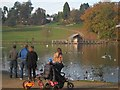 TQ6039 : Dunorlan Park lake by Oast House Archive