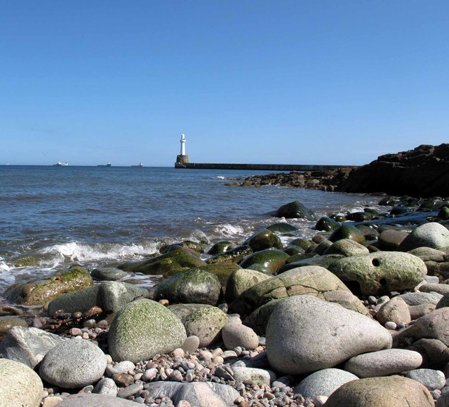 South Breakwater, Aberdeen
