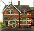 TQ4091 : Edwardian post office, Woodford Green by Julian Osley