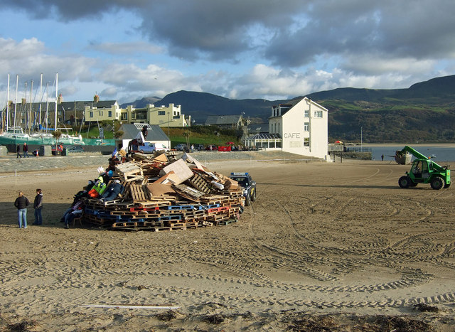 Barmouth Bonfire