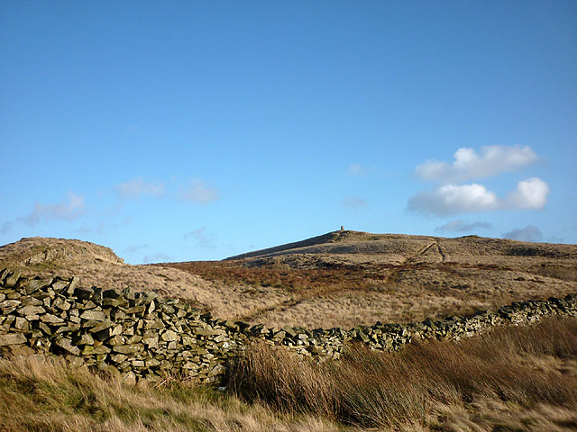 Wall on Brownthwaite Moss