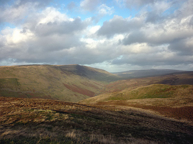 On Barbon Low Fell