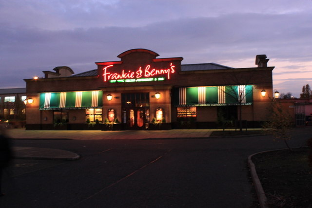 Frankie and Benny's Ferrymuir