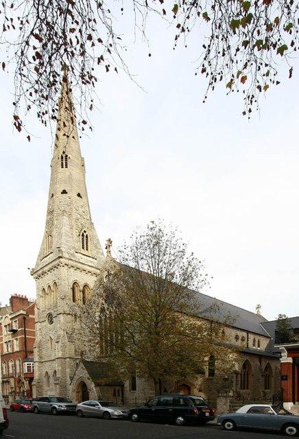 St Peter, Cranley Gardens