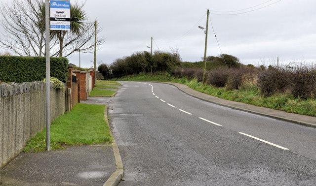 The Millisle Road, Donaghadee