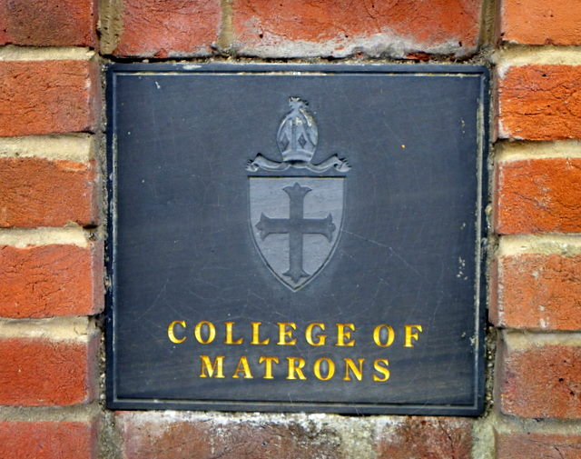 Plaque, St John's Priory