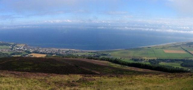 Golspie Panorama