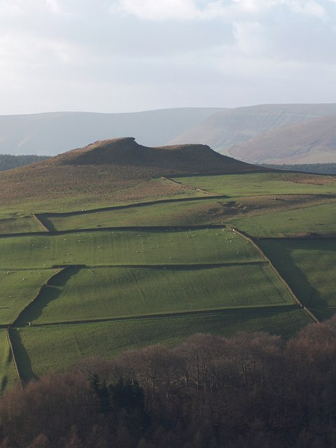 Crook Hill from Whinstone Lee